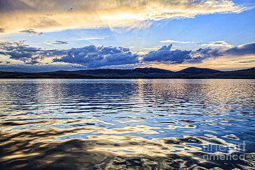 A Fine Flathead Sunset by Scotts Scapes