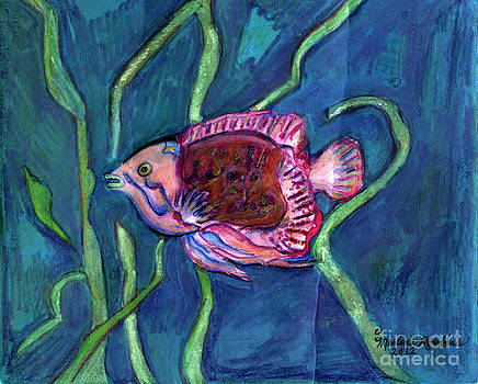A Fish Named Thelma by Marlene Robbins