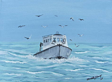 A Fishermen's Journey 2 by Michelle Young