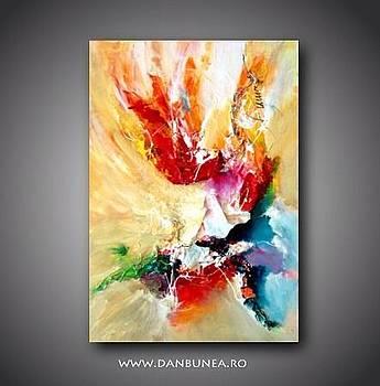 A flower for my love 2 by Dan Bunea