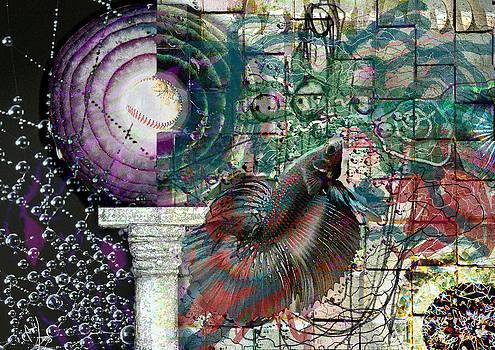 A Flutter spreads by Maria Jesus Hernandez