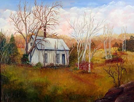 A Friend's Place by Martha Efurd