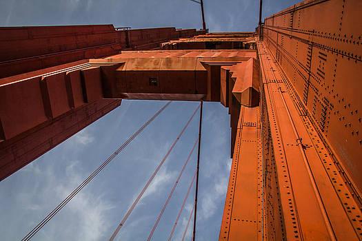 A Golden Gate by Anthony Mascari