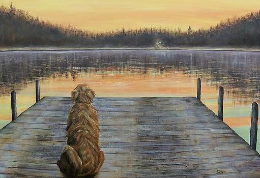 A Golden Moment by Susan DeLain