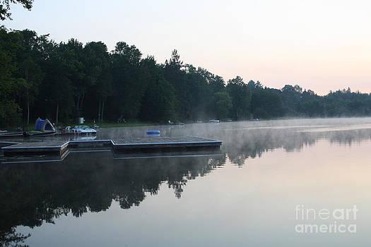 Steve Knapp - A Good Day For Canoeing