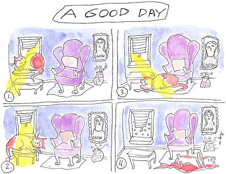 A Good Day by Molly Brandenburg