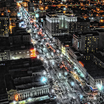 Kathleen K Parker - A Gothic Night in New Orleans on Canal Street