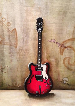 A Guitar Named Sally by Jill English