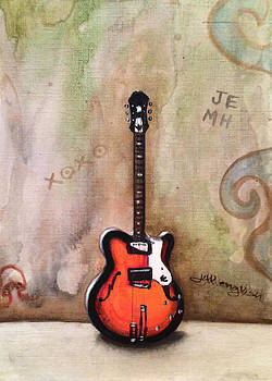 A Guitar Named Sheila by Jill English