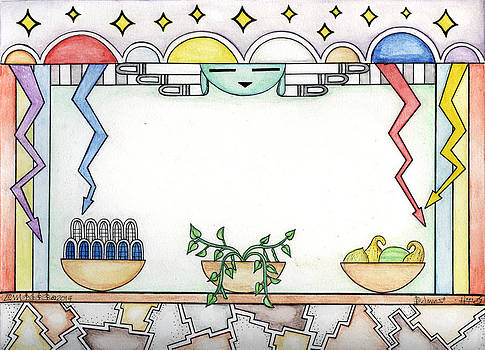A Hopi Harvest by Dalton James