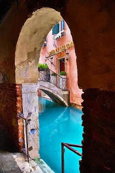 A Hotel in Venice by SM Shahrokni