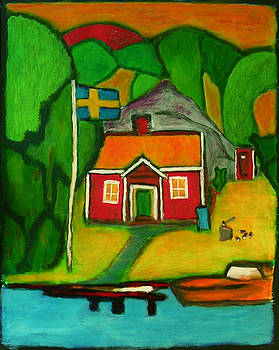Zeke Nord - A House in Sweden
