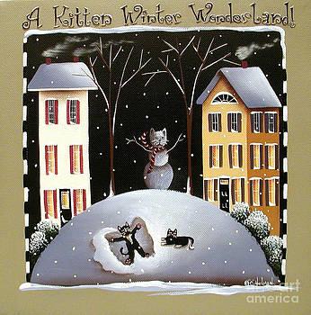 A Kitten Winter Wonderland by Catherine Holman