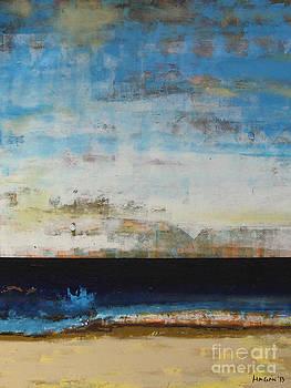 A la Plage Cropped by Sean Hagan