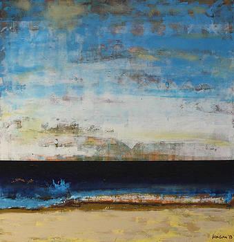 A la Plage by Sean Hagan