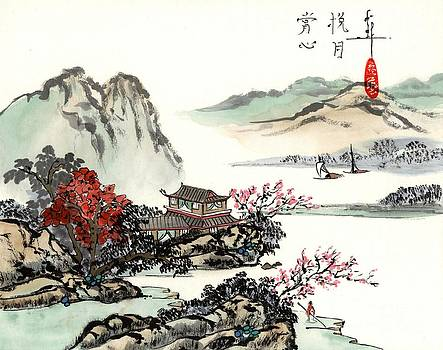 LINDA SMITH - A Landscape in China