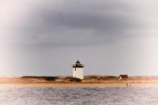 Karol Livote - A Lighthouse Scene