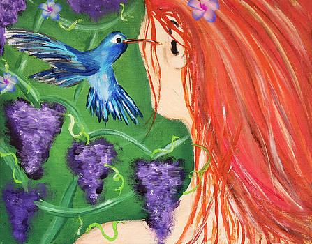 A little bird told me by Tara Richelle