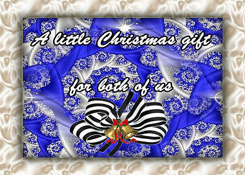 A Little Christmas Gift For Both Of Us by Eve Riser Roberts