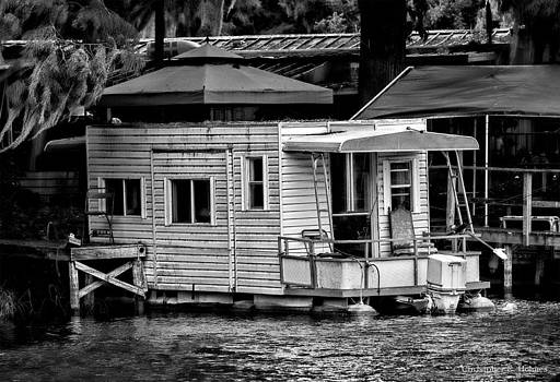 Christopher Holmes - A Little Home on the Water - BW