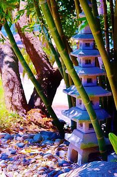 A Little Piece of Zen by Sharon  Lavoie