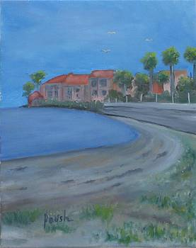 A Loews Low tide by Paintings by Parish
