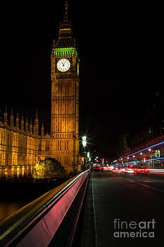John Daly - A London Moment