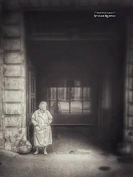 A long boring wait... by Stwayne Keubrick