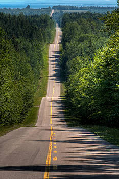 A Long Road by Matt Dobson