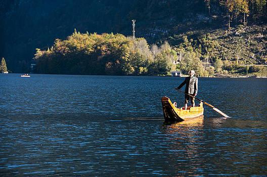 Matt Swinden - A Man and Fufr Boat