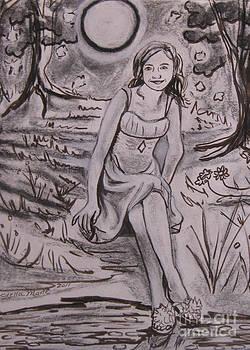 Stella Sherman - A Midsummer Night