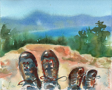 A Mile in My Shoes by Yevgenia Watts