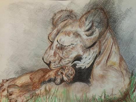 A Mother's Love by Deborah Gorga
