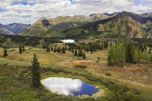 Mike McGlothlen - A Mountain Drive in Colorado