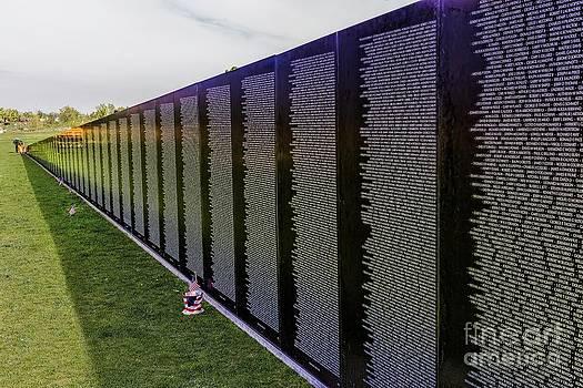 Jon Burch Photography - A Moving Wall