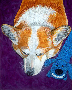 A Nap and my Best Toy by Karen Howell