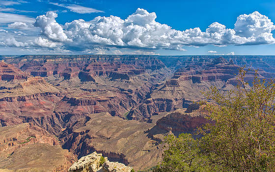 A Neverending Story at the Grand Canyon by John M Bailey