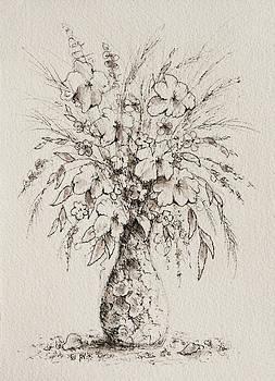 A New Bouquet by Rachel Christine Nowicki