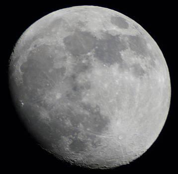 A Nice Moon Shot by Kim Pate