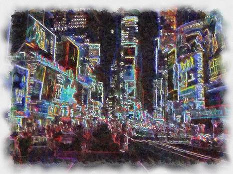 A Night In New York by Patrick OHare