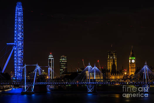 John Daly - A Night on the Thames