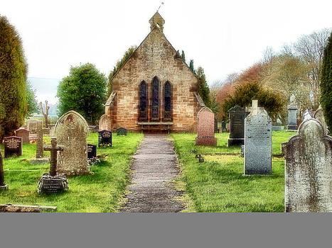 Cindy Nunn - A Northumberland Church