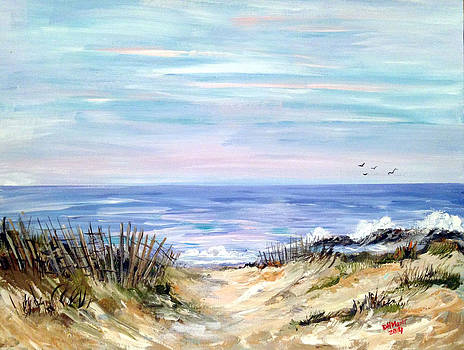 Where the Waves Are by Dorothy Maier