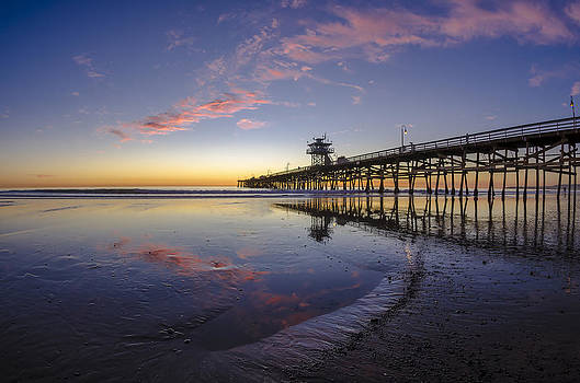 A Pink Low Tide by Sean Foster