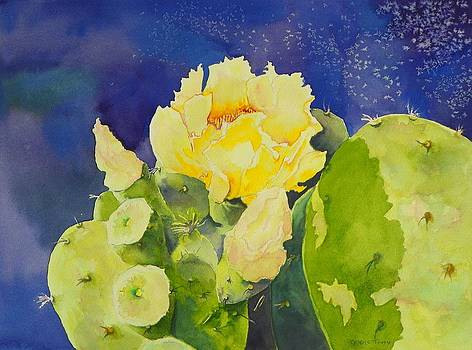 A Prickly Bloom by Celene Terry