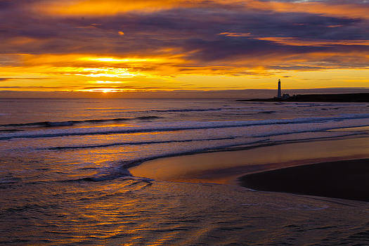 A Promising Morning? by Matthew Bruce