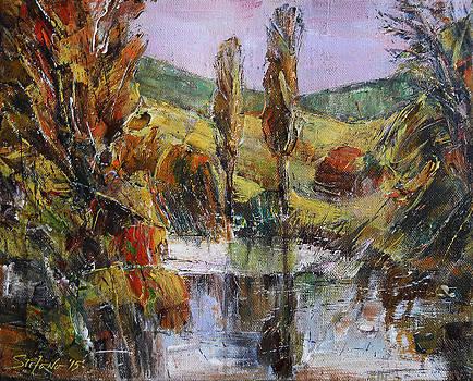 A Puff of Autumn II by Stefano Popovski