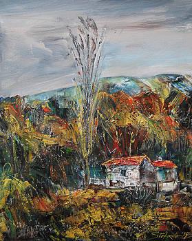 A Puff of Autumn by Stefano Popovski