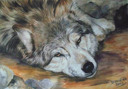 A Quiet Moment by Kristina Delossantos