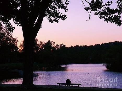 A Quiet Spot by Jacquelyn Roberts